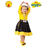 Rubie's The Wiggles Emma Wiggle Deluxe Costume, Toddler/Child