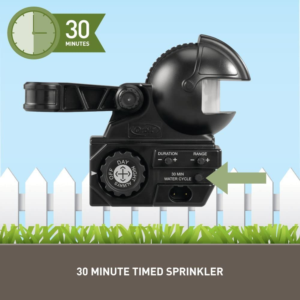 Orbit 62100 Motion Activated Sprinkler