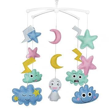 Mobile Kinderzimmer | Jungen Und Madchen Reizendes Geschenk Baby Mobile Kinderzimmer Star