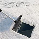 AmazonBasics Extendable Snow Broom