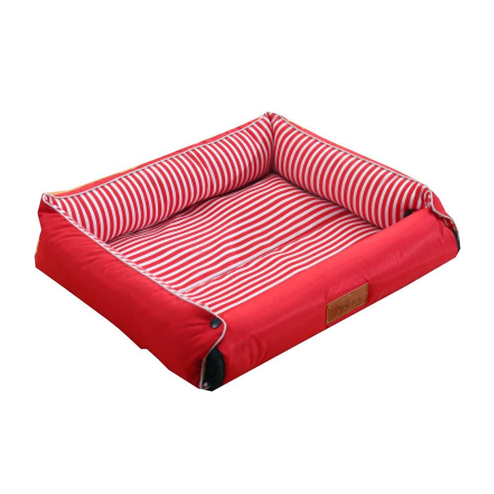 Detachable House Pet Mat Stylish Pet Bed Pet House Kennel,Pet Bolster Bed I