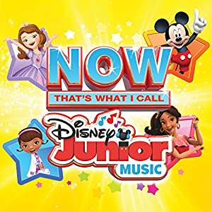 NOW That's What I Call Disney Jr. Music