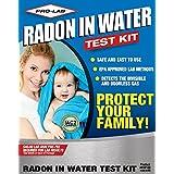 PRO-LAB Radon In Water Do It Yourself DIY Test Kit RW103