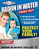 PRO-LAB Radon In Water Do It Yourself DIY Test Kit RW103