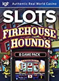 IGT Slots Firehouse Hounds 8-Pack: Enjoy Real Vegas Slot Machines on your OWN PC! [Download]
