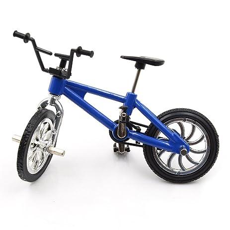 Ioffersuper 1 Pcs Mini Stunt Finger Mountain Bike Toy
