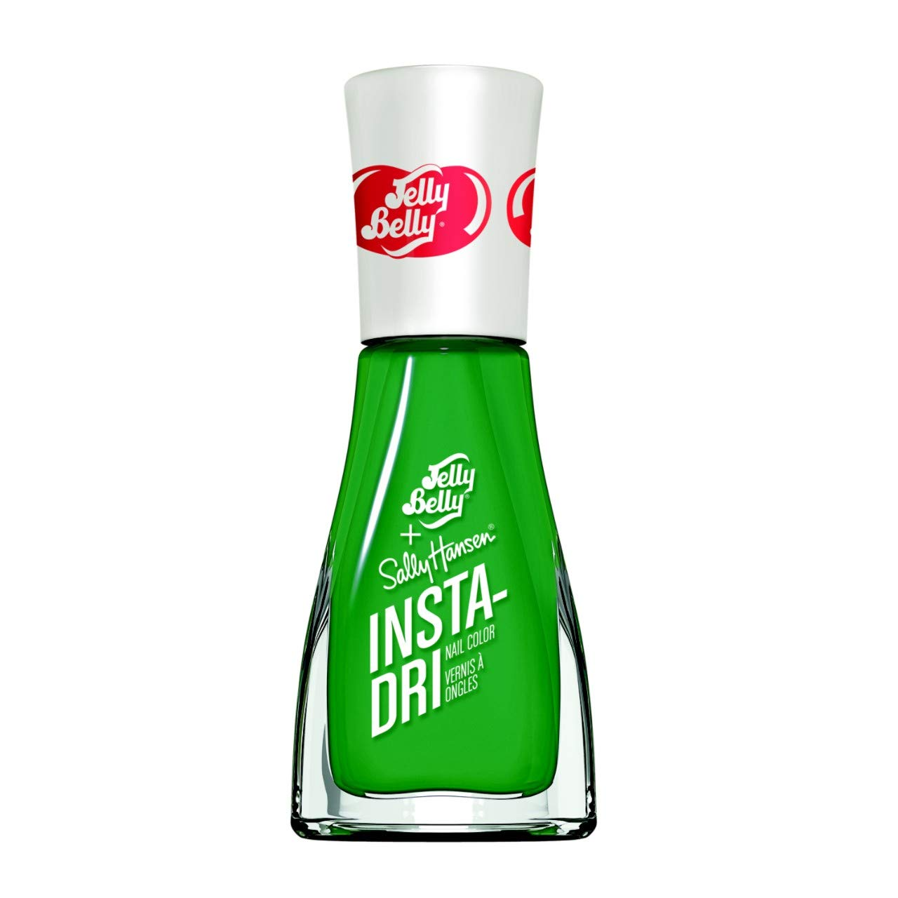 Sally Hansen Insta Dri Nail Color x Jelly Belly, Green Apple.31 fl oz, 99350037544