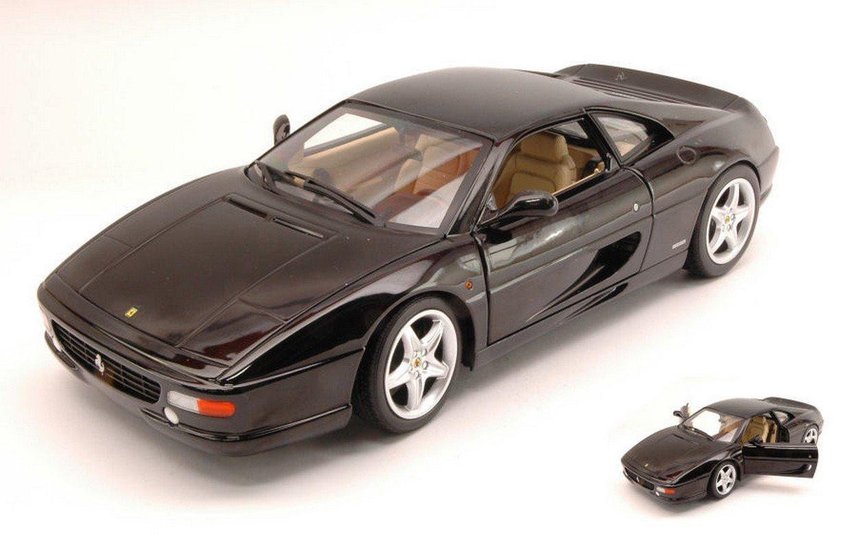 Hot Wheels HWBLY58 Ferrari F355 BERLINETTA 1994 Black 1:18 MODELLINO Die Cast Compatible con