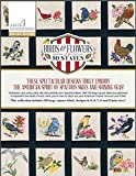 Anita Goodesign Embroidery Machine Designs CD Birds & Flowers of the 50 States Special Edition