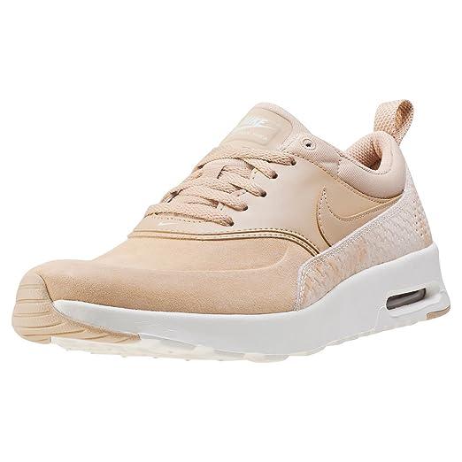 1f9b4977f4 Nike Air Max Thea donna sneakers Scarpe da corsa Ginnastica 616723203 Beige  - mainstreetblytheville.org