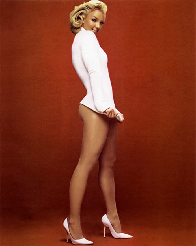 Spears Photos With No Panties