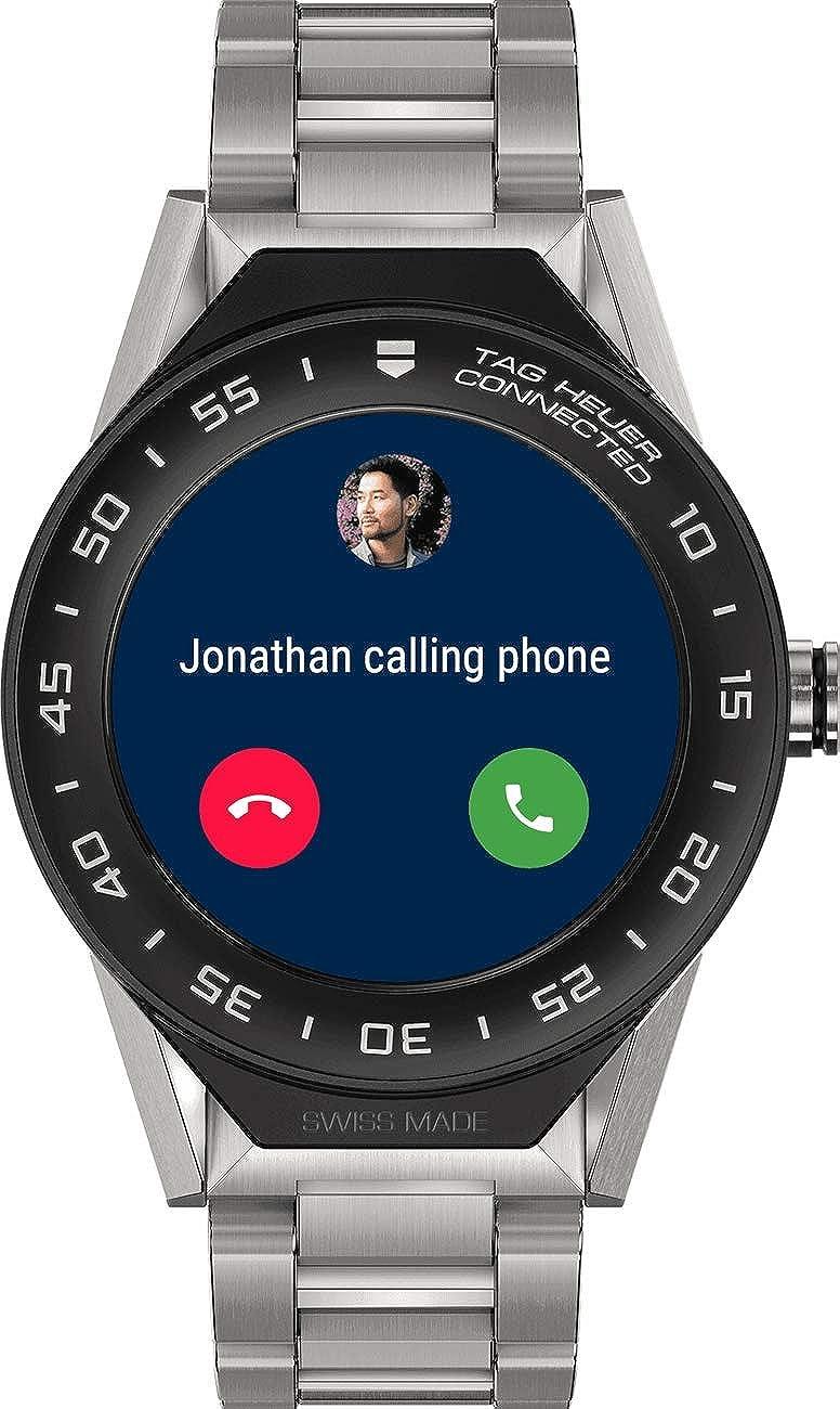 Tag Heuer SBF818000.10BF0609 - Reloj Inteligente Modular para Hombre