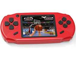 Beijue 16 Bit Handheld Games for Kids Adults 3.0'' Large Screen Preloaded 100 HD Classic Retro Video Games no Need WiFi USB R