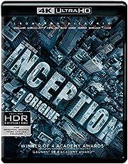 Inception (4K UHD/BIL) (4K Ultra HD) [Blu-ray]