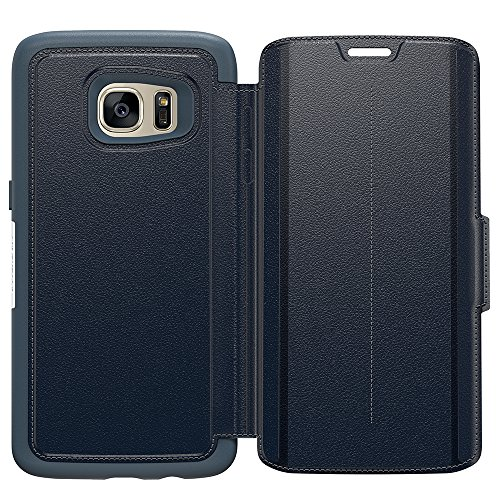 OtterBox STRADA SERIES Case for Samsung Galaxy S7 Edge - Retail Packaging - Tempest Night by OtterBox