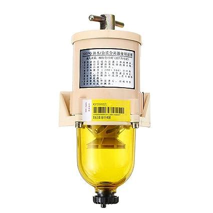 227l H Racor Typ Fg500 Dieselfilter Wasserabscheider Kraftstoff Für Lkw Außenborder Marine Gewerbe Industrie Wissenschaft