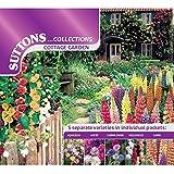 Suttons Seeds 139533 Semences pour jardin Cottage