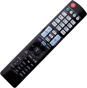 Reemplazo TV Control Remoto Mando a Distancia Control Remoto Mando a Distancia LG TV 3D LED 47LW659S 47LW659SZC 47LW659SZC: Amazon.es: Electrónica