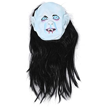 TOOGOO(R) Mascara de Halloween Sadako Ropa de protagonista de terror / pelicula de