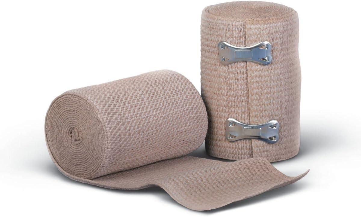 Amazon Com Champ Elastic Bandage 2 Nylon Cotton Velcro
