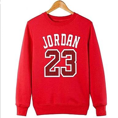 0c095f97498658 Jordan 23 Men Sportswear Mens Women Pullover Hip Hop Mens Tracksuit  Sweatshirts at Amazon Men s Clothing store