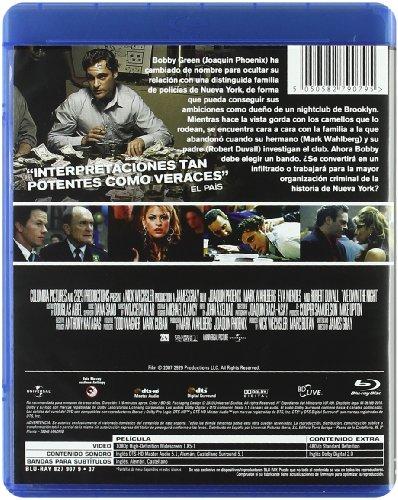 La Noche Es Nuestra (We Own The Night) (Blu-Ray) (Import Movie) (European Format - Zone B2) (2010) Joaquin Pho