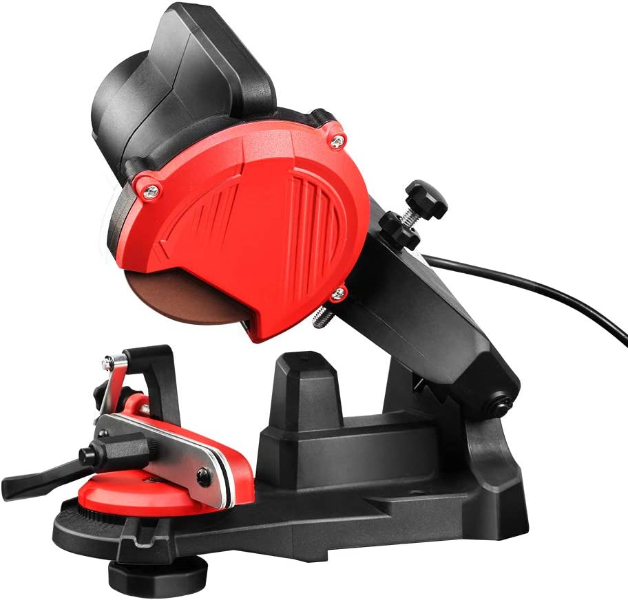 The Strongest Chainsaw Sharpener