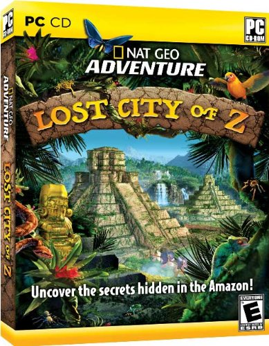 National Geographic: Lost City of Z - PC