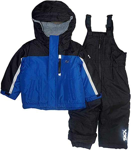 Toddlers Boys London Fog Snow Suit Size 3 T