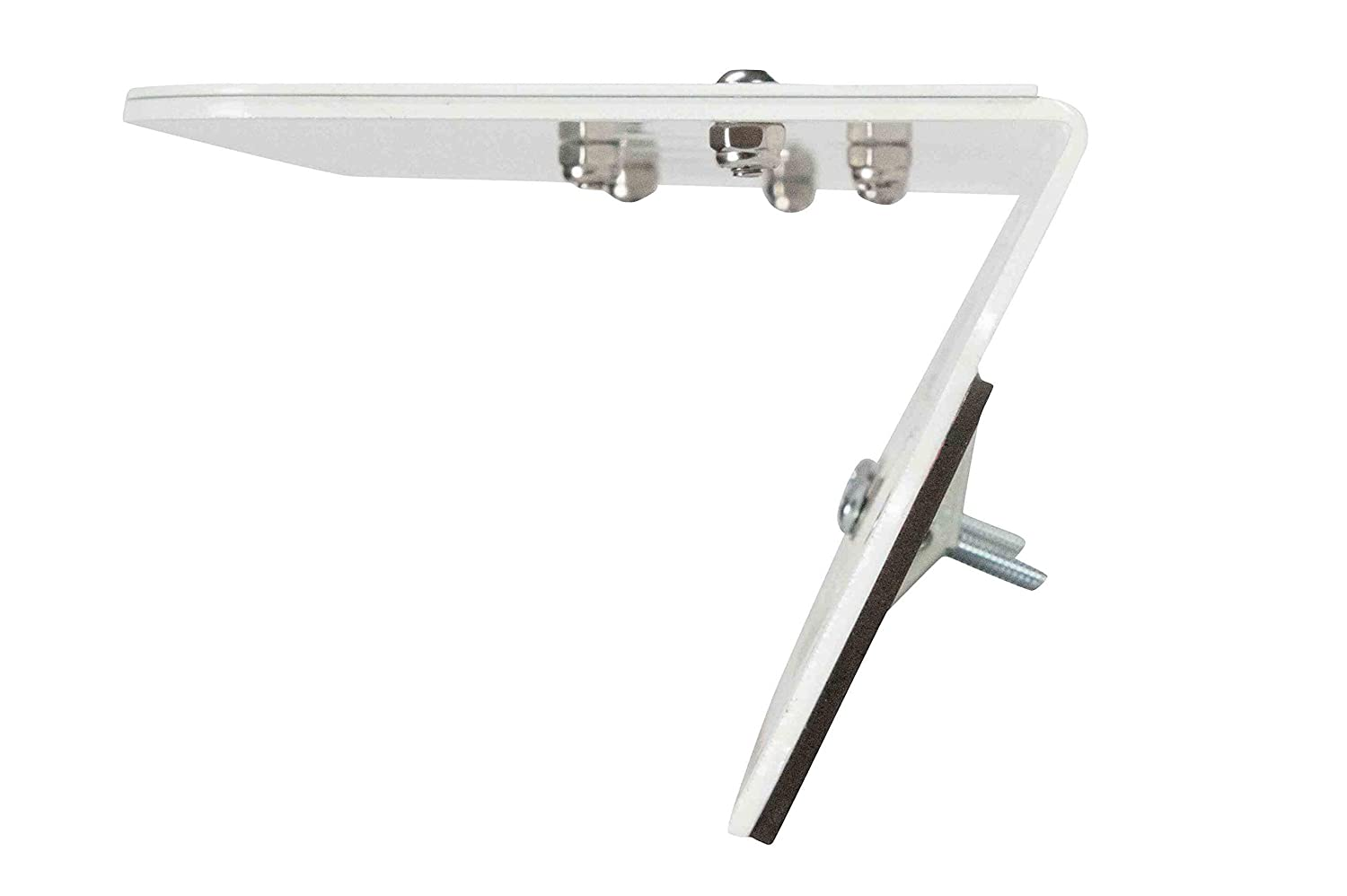 Ford F150 Aluminum Body Trucks-NO Drilling Required Magnetic Antenna Mounting Plate for 2015