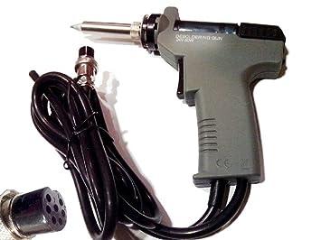 Lafayette-Pistola de desoldadora de recambio para estación SSD-87/15/17-Adaptador de 7 pines: Amazon.es: Electrónica