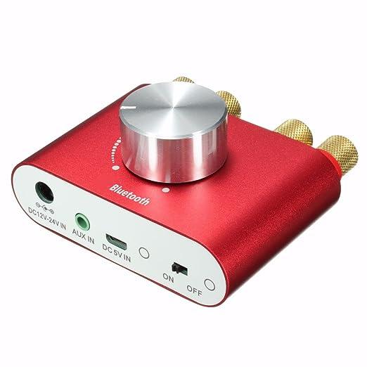 8 opinioni per Mini Bluetooth Stereo Audio