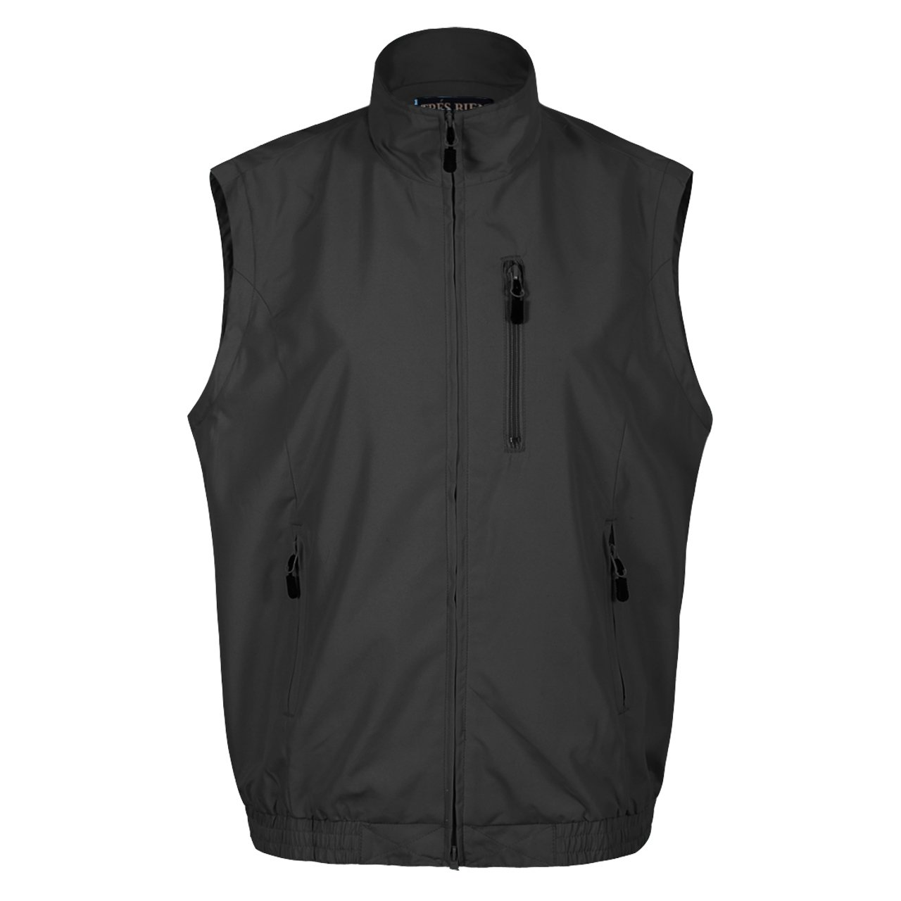 Tres Bien Golf Women's 2 in 1 Convertible Jacket / Vest (X-Large, Black) by Tres Bien Golf (Image #4)