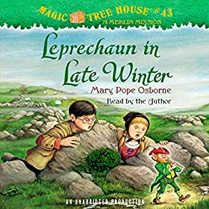Leprechaun in Late Winter Audiobook
