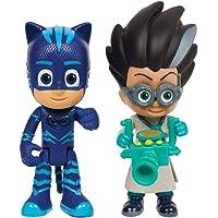 PJ Mask Light Up Figures - Cat Boy and Romeo