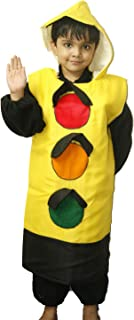 Traffic Signal Costume For Kids (2.5-4 YRS)  sc 1 st  Amazon.in & Buy Fancy Steps Traffic Light Red Light Age 4 to 6 Years Fancy Dress ...