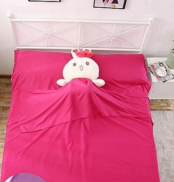 Saco de dormir sucias Saco de dormir higiénico para el hotel Viaje al aire libre esencial