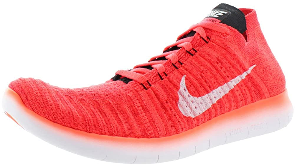 9db9eb09abb4 Nike Men s Free Rn Flyknit Running Shoes  Amazon.co.uk  Shoes   Bags