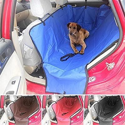 MATCC Dog Cat Car Seat Cover Safety Pet Waterproof Hammock Blanket Cover Mat Travel