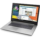 "Lenovo Ideapad 330-17IKBR Ordinateur Portable 17,3"" Gris (Intel Core i3, 4 Go de RAM, 1 to, Windows 10)"