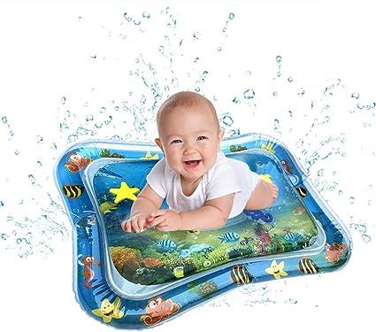 Water speelmat, baby opblaasbaar kussen, waterkussen