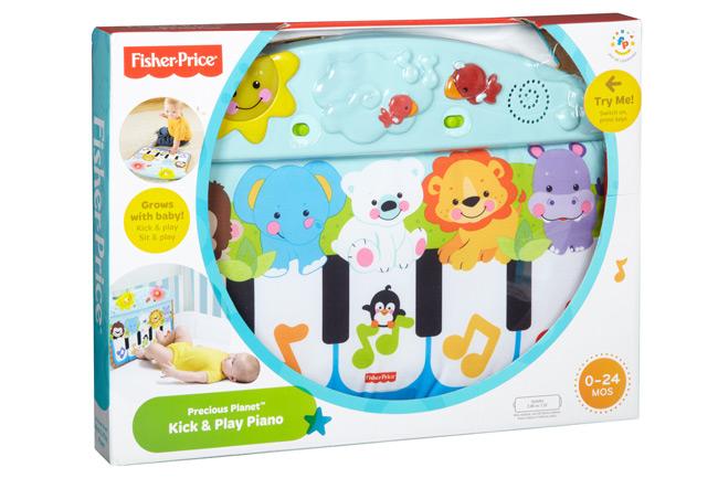 Amazon Com Fisher Price Precious Planet Kick And Play