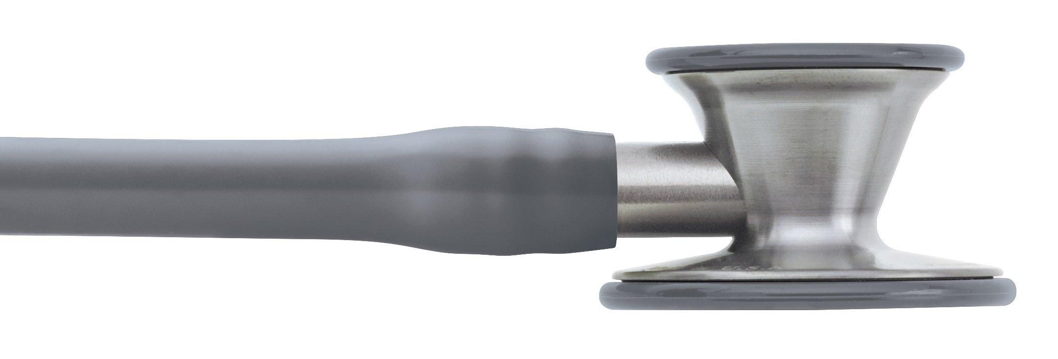 3M Littmann Cardiology III Stethoscope, Grey Tube, 27 inch, 3136