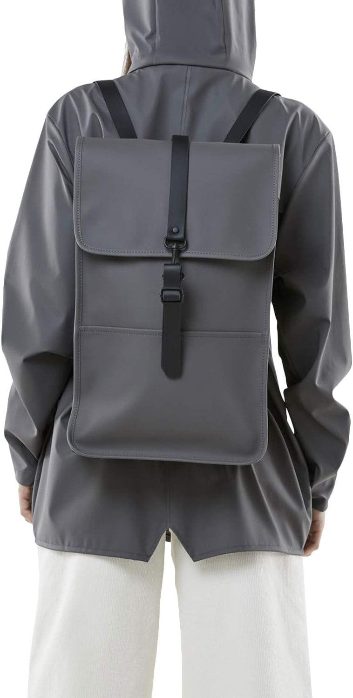 Rains Backpack Mochila Unisex Adulto