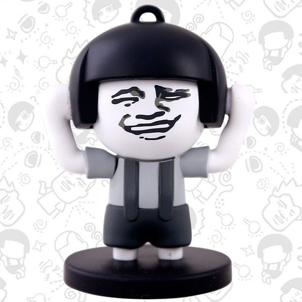 Interactive bébé doigt Panda, Takefuns Induction Educational Panda-hand marionnettes Smart pour animal domestique Induction jouet pour enfants de Noël Cadeau de Noël Lot de 10