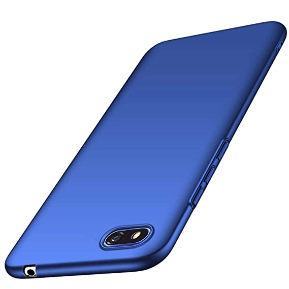 Toppix Case for Huawei Y5 2018 / Honor 7S, Hard PC Backcover [Anti-Scratch]  [Ultra-Light] Slim Shell Protective Cover for Huawei Y5 2018 / Honor 7S