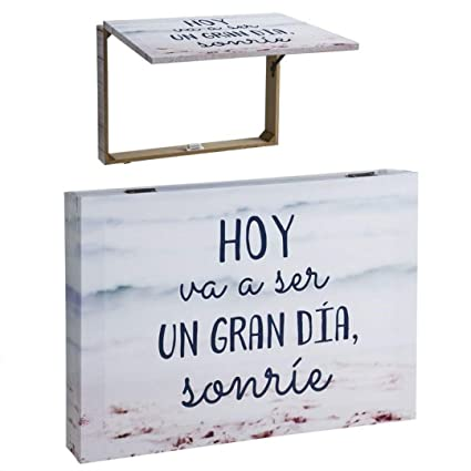 Tapa De Contador De Luz Diseño Frases Original 2m Medida 46x7x32 Cm