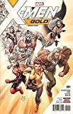 X-Men Gold #1 One-Per-Store Launch Party Variant Variant First Printing with Uncensored Ardian Syaf Art