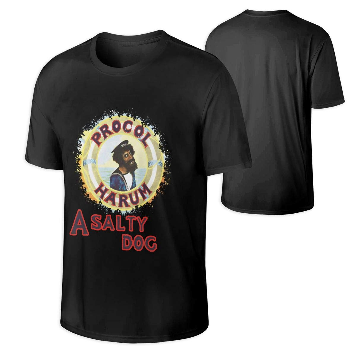 S Procol Harum A Salty Dog Music Band Breathable Gift 3263 Shirts