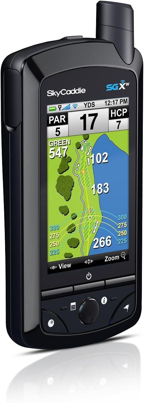 Sky Golf- SkyCaddie Refurbished SGXw GPS Wi-Fi